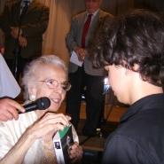 Tutu Georgescu si Bogdan Eugen Dimitriu, pian, Marele Premiu George Georgescu 2006
