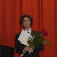 Valentin Malanetchi, pian, Marele Premiu 2012