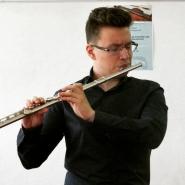 Bogdan Preda, flaut, Marele Premiu 2014