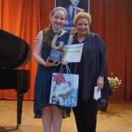 Maria Marica si Ioana GeorgescuConcursul George Georgescu