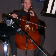 Octavian Lup, violoncel, Marele Premiu George Georgescu 2005