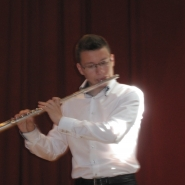 Bogdan Octavian PREDA, flaut, Marele Premiu 2014