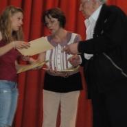 Ilarion Ionescu Galati la Concursul International George Georgescu